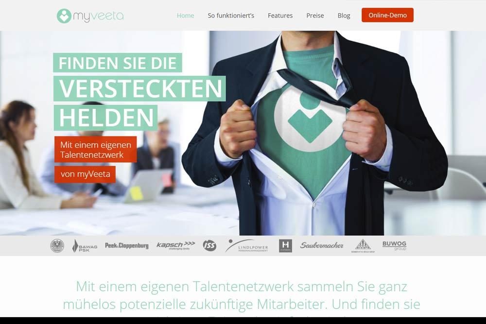 MyVeetaPro - Webdevelopment by weidinger.design